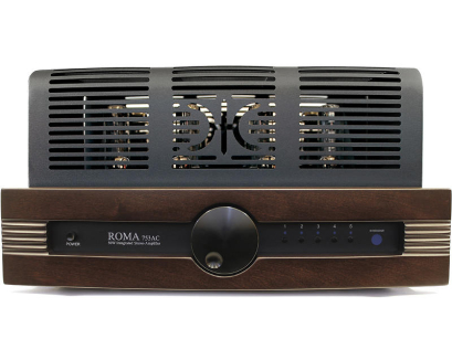 ROMA 753AC Walnut Wood