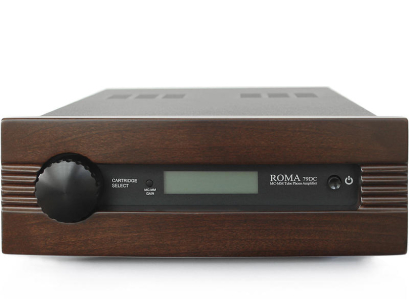 ROMA 79DC Walnut Wood