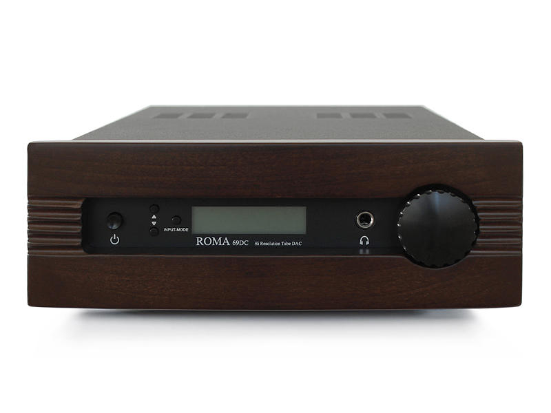 SYNTHESIS ROMA 69DC Walnut Wood